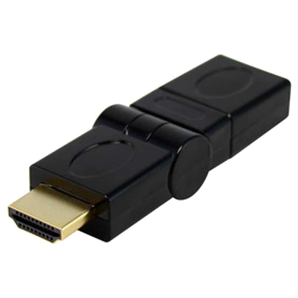 Adaptador HDMI macho a HDMI hembra