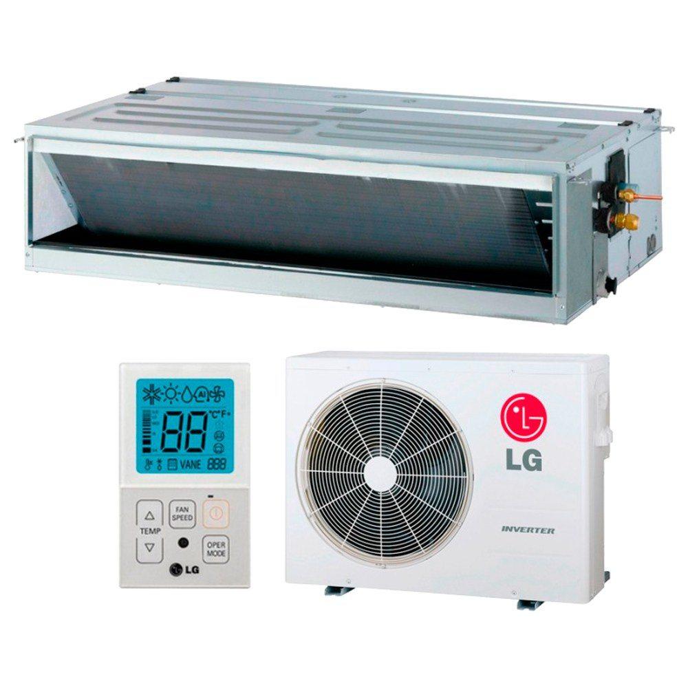Aire acondicionado conductos compacta inverter LG