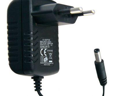 Alimentador electrónico para cámara seguridad