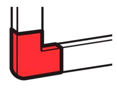 Angulo plano minicanal