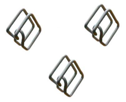 Anilla pasahilos para armario rack 1 unidad