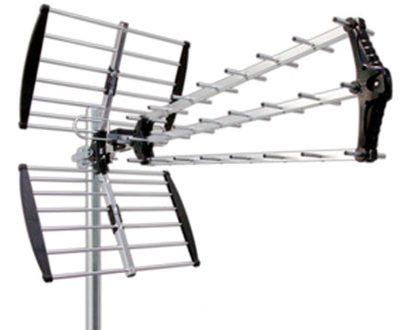 Antena exterior televisión tdt