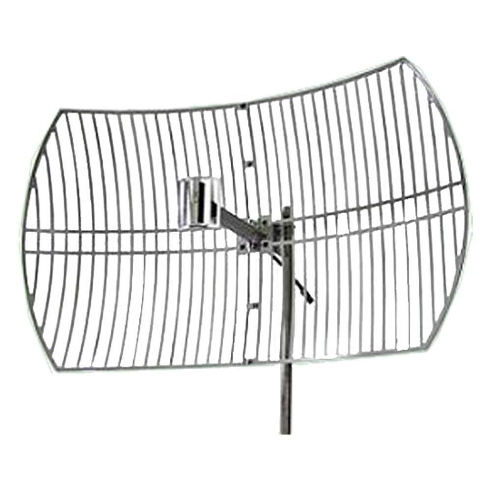 Antena wireless direccional parabólica