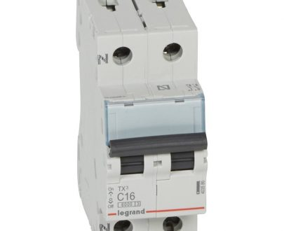 Automático magnetotérmico monofásico 1P+N Legrand