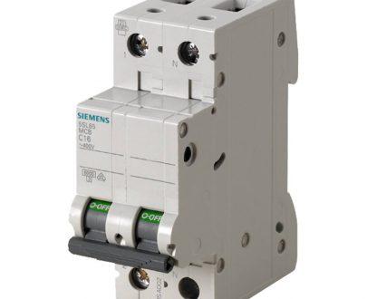 Automático magnetotérmico monofásico 1P+N Siemens