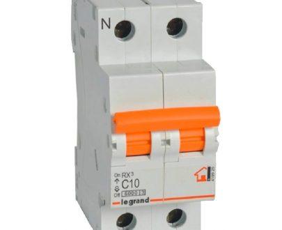 Automático magnetotérmico monofásico vivienda Legrand