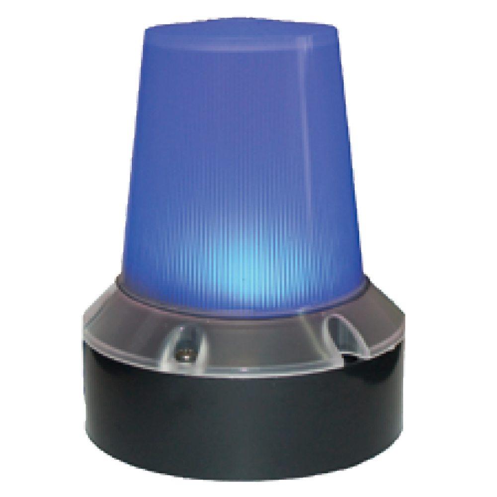 Avisador mixto luz y sonido led RGB 115dB