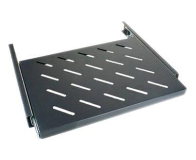 Bandeja rack 19 pulgadas extraíble para armario