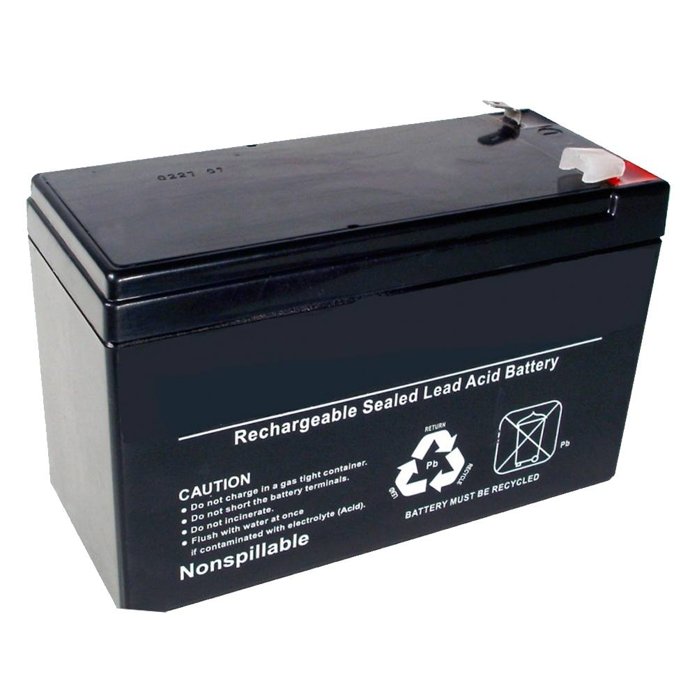 Batería 12V para central detección incendios