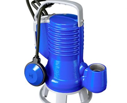Bomba sumergible aguas cargadas DG-BLUE