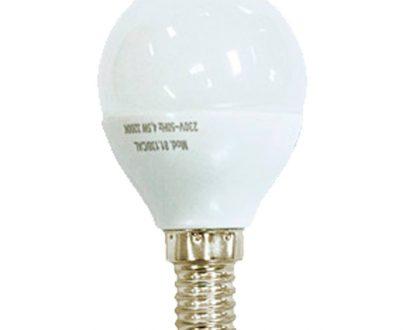 Bombilla led esférica E14