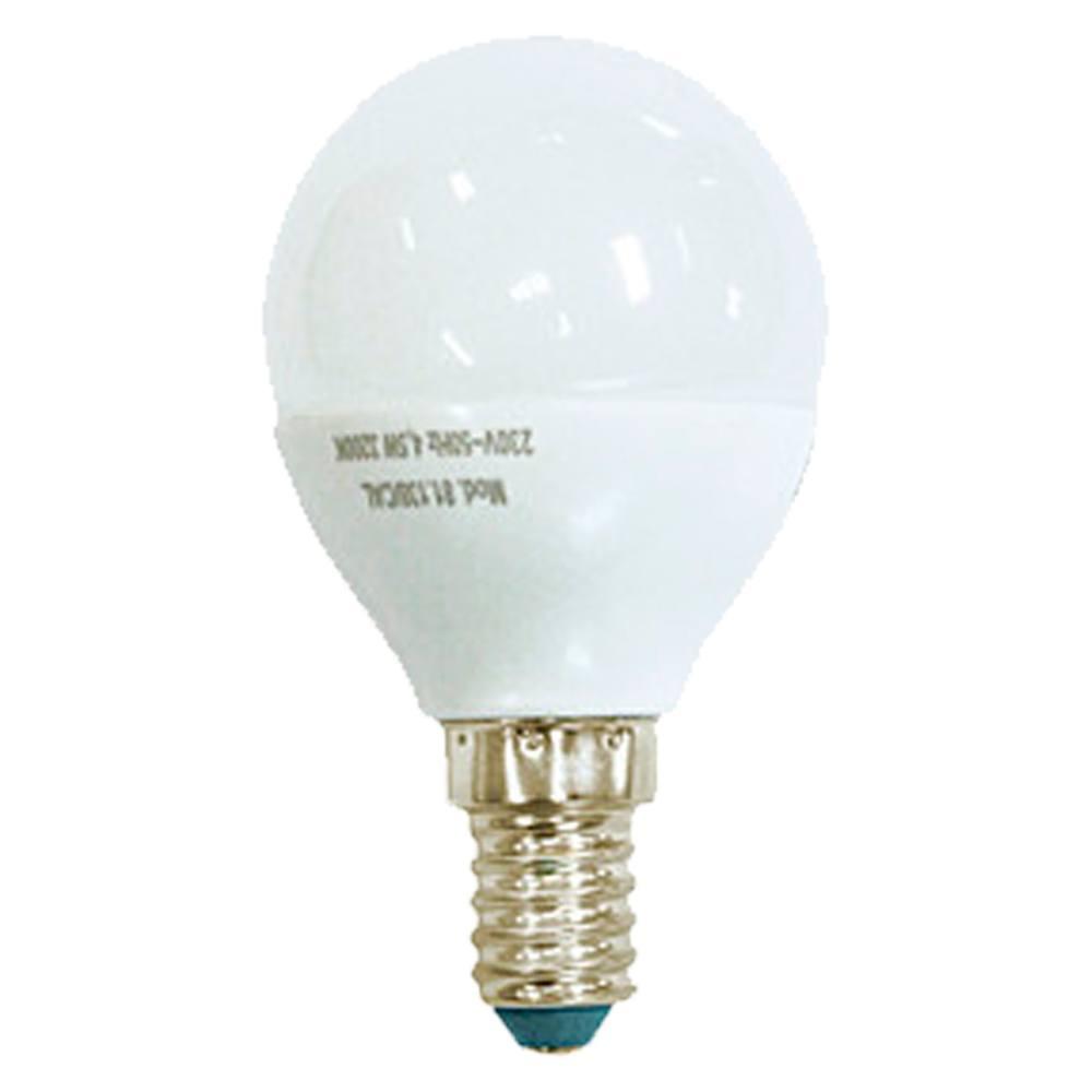Bombilla led esf rica e14 al mejor precio electro jj - Caracteristicas bombillas led ...