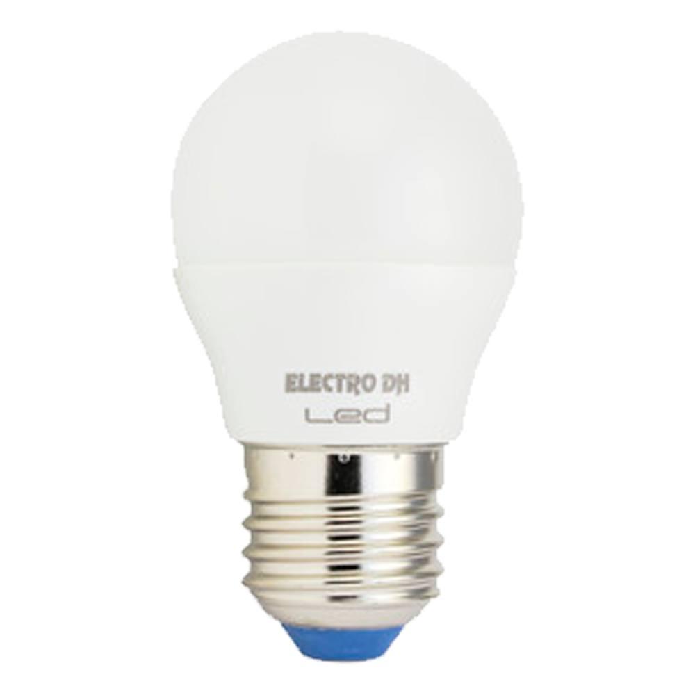 Bombilla led esf rica e27 al mejor precio electro jj - Caracteristicas bombillas led ...