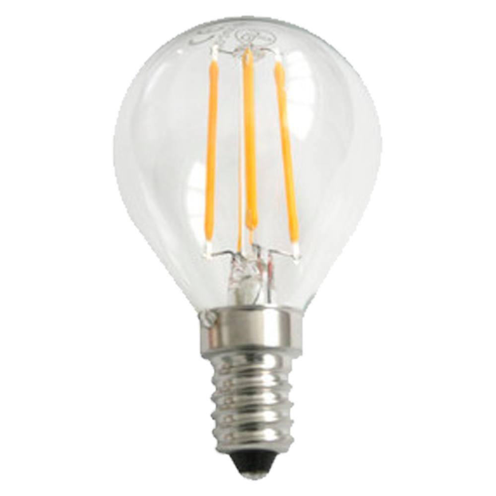 Bombilla led esf rica filamento e14 al mejor precio - Caracteristicas bombillas led ...