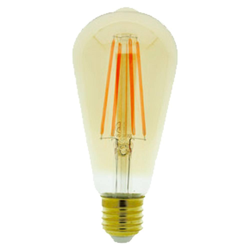 Bombilla led vintage ovoide al mejor precio electro jj - Caracteristicas bombillas led ...