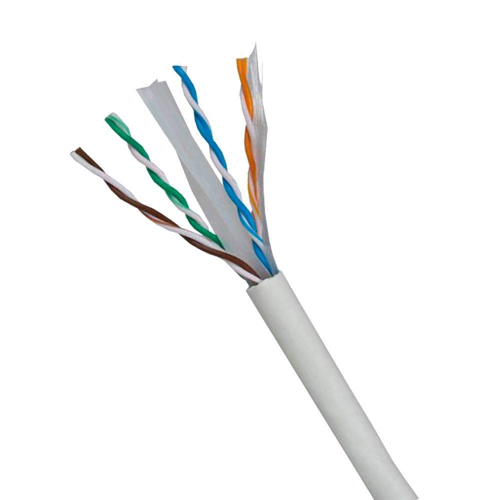 Cable UTP rígido categoría 6