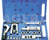 Caja abocardador ensanchador para tubos