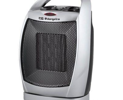 Calefactor cerámico oscilante Orbegozo CR5021