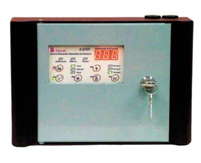 Central detección monóxido carbono CO