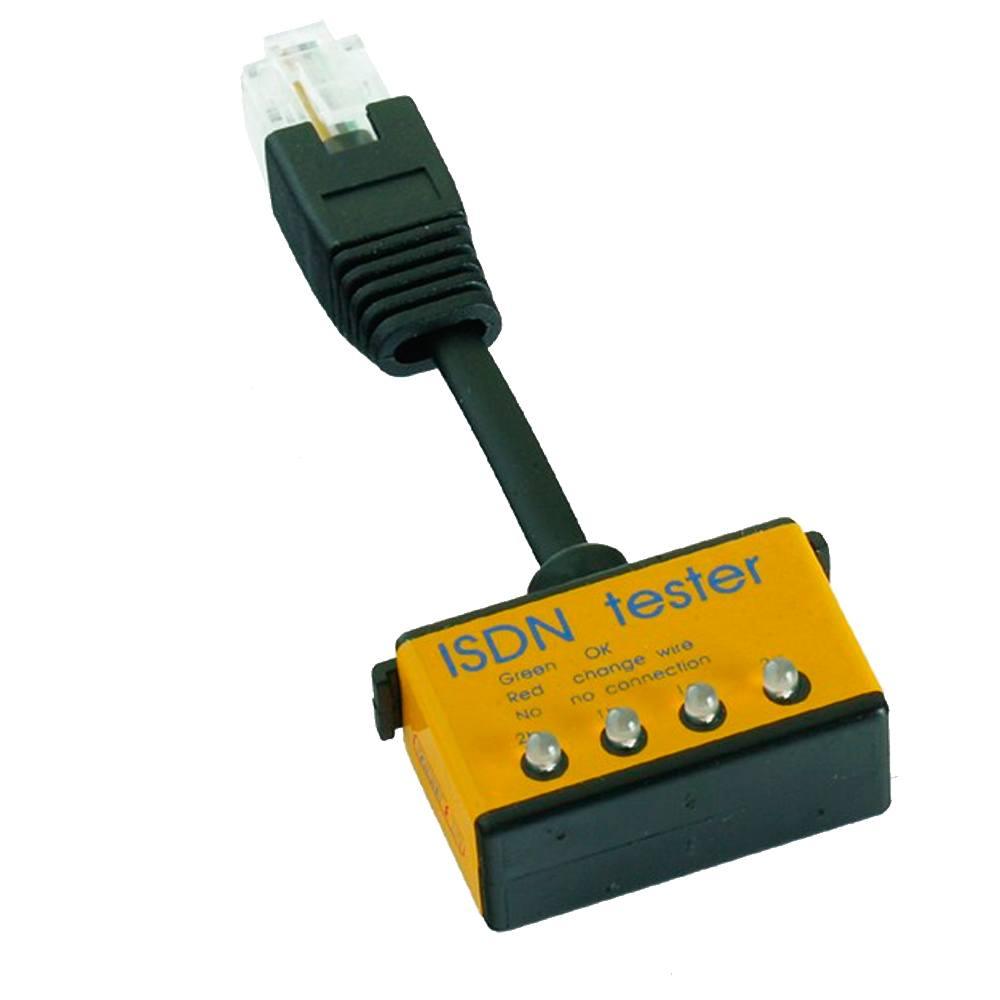 Comprobador telefónico línea RDSI