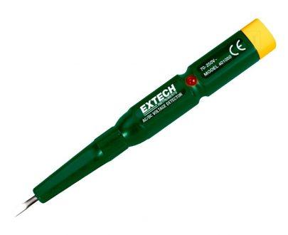 Comprobador tensión 600 VCA Extech 401050