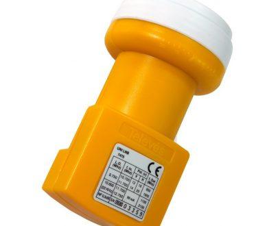 Conversor LNB H-V con bocina offset Televes