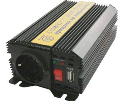 Convertidor corriente 12Vdc 230Vac
