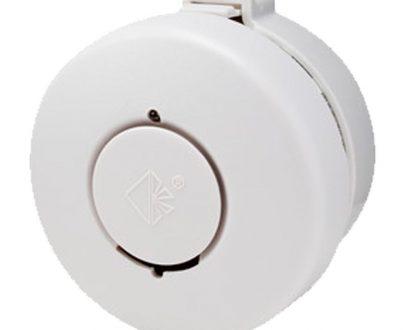 Detector de humos foto-eléctrico miniatura