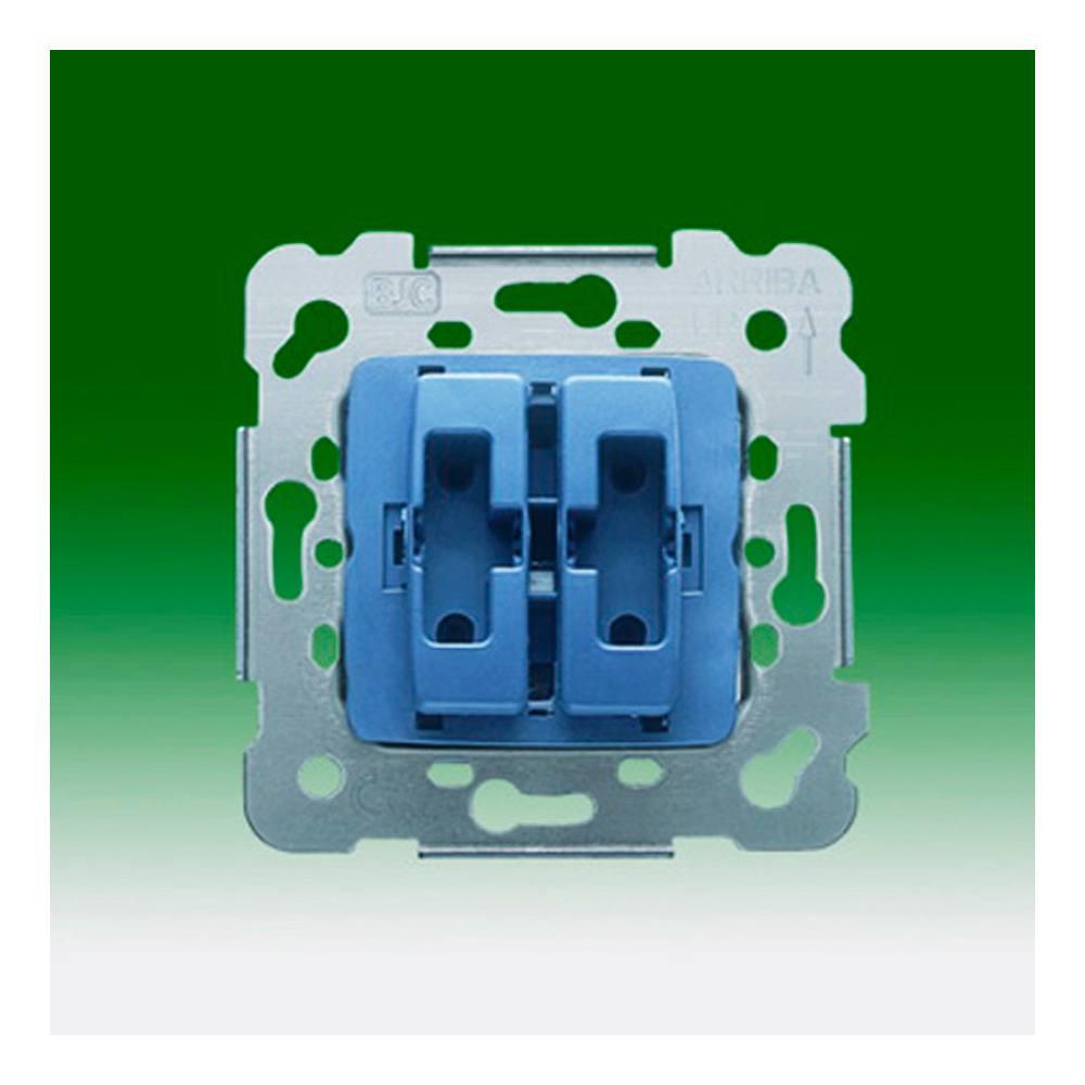 Doble interruptor persiana BJC Mega 18569
