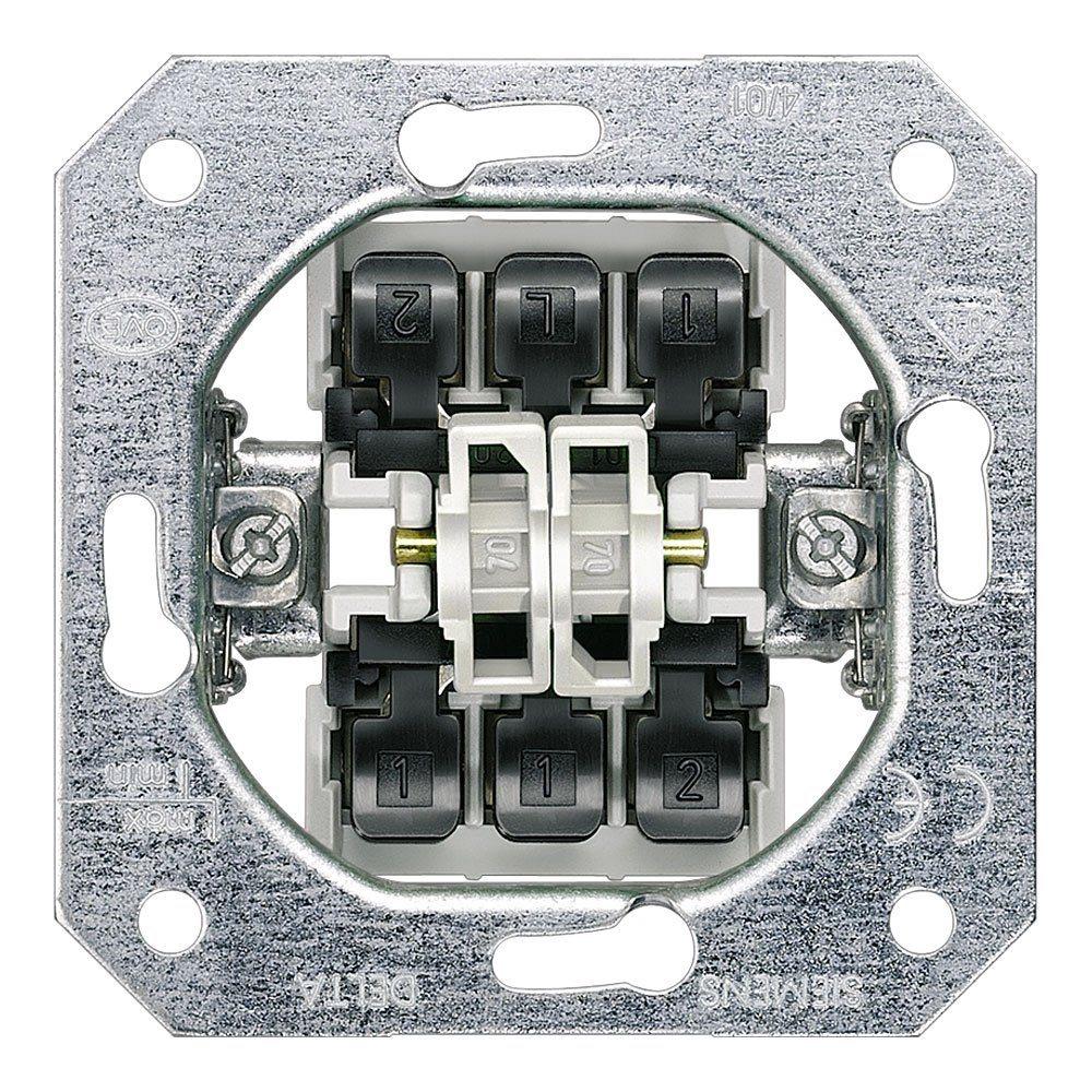 Doble interruptor Siemens Delta