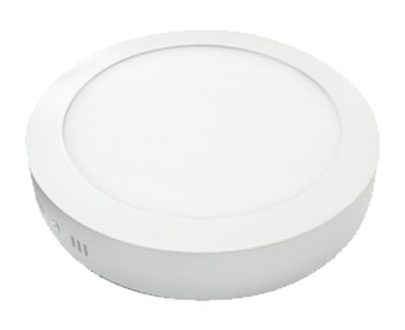 Downlight led superficie redondo