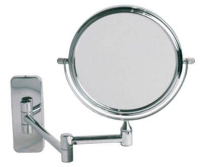 Espejo para baño de doble cara