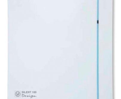 Extractor baño Silent-100 Desgin Ecowatt