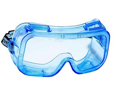 Gafas de protección contra polvo