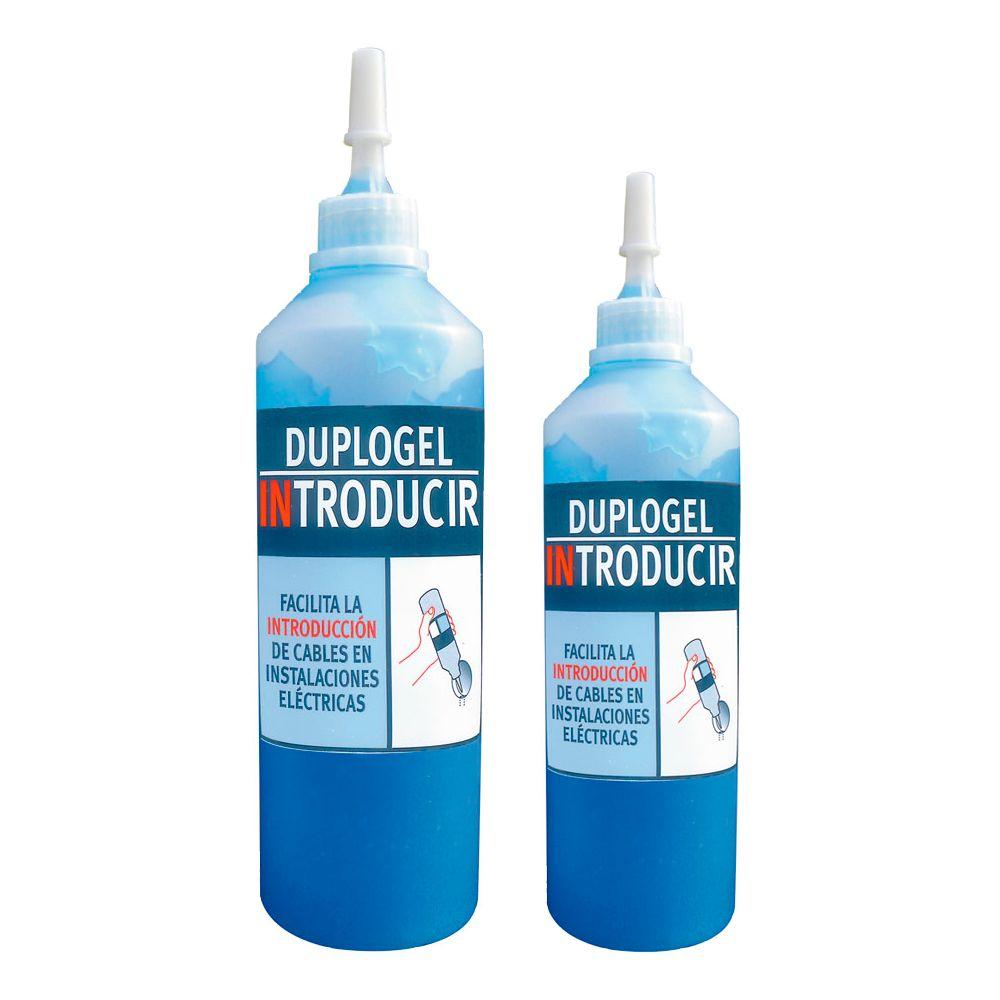 Gel lubricante Duplogel para cables eléctricos