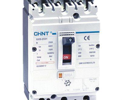 Interruptor caja moldeada Chint