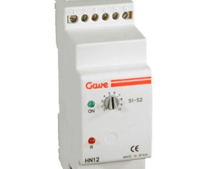 Interruptor nivel doble Gave HN22