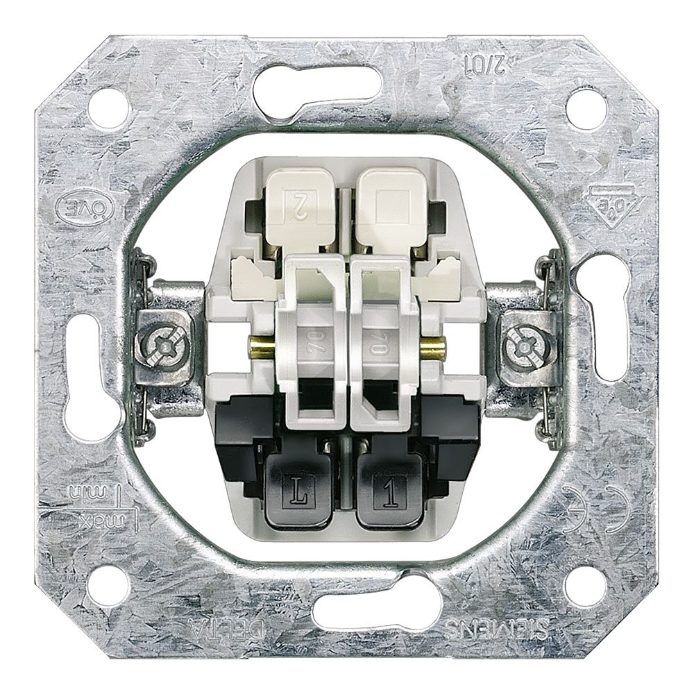 Interruptor persiana Siemens Delta