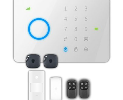 Kit alarma multizona GSM integrado sin hilos AG5
