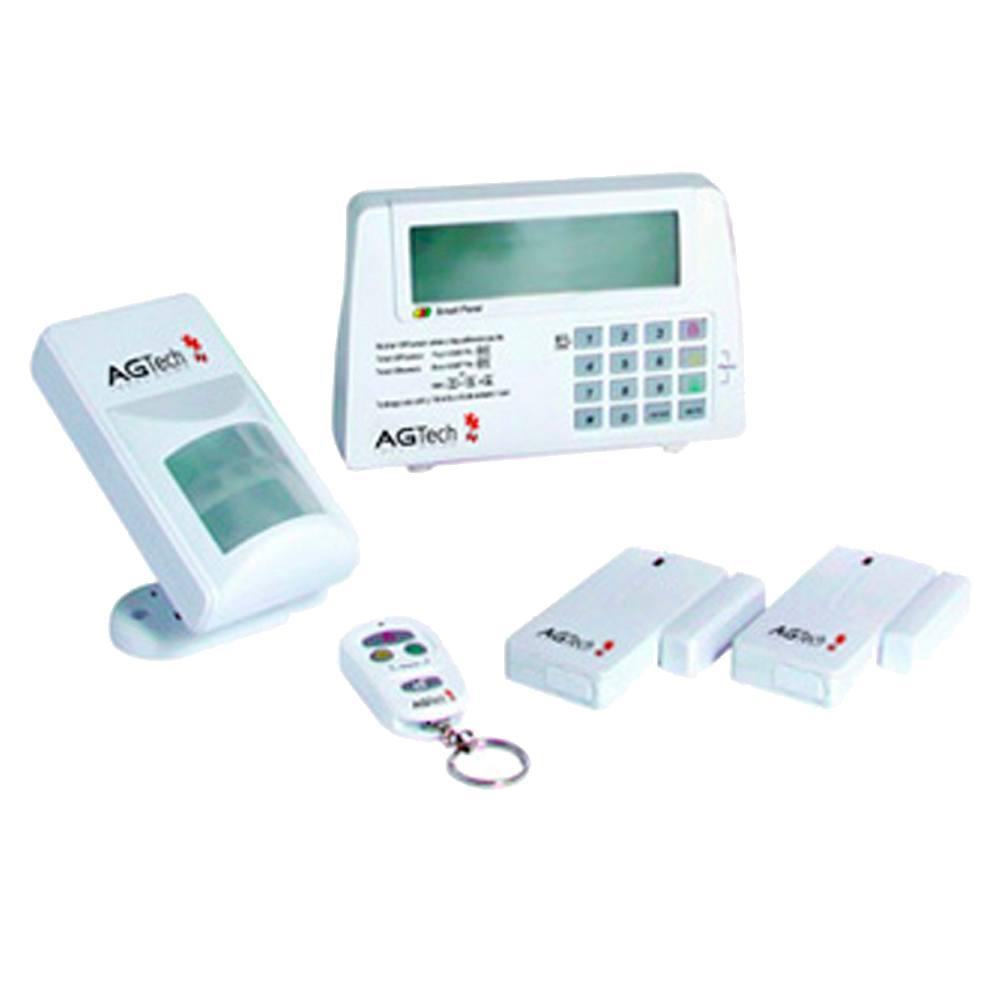 Kit alarma multizona sin hilos AG100+