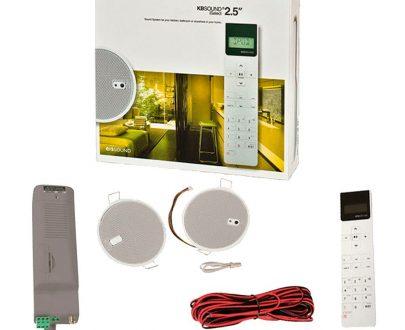 Sistema audio KBsound iSelect