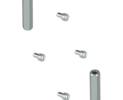 Kit 4 piezas unión en batería armario data