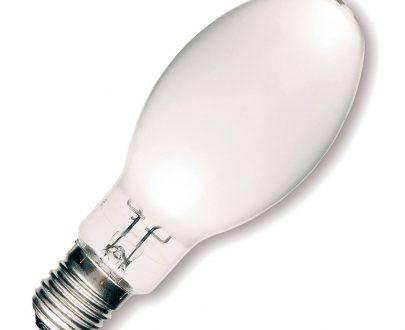 Lámpara vapor sodio ovoide Sylvania