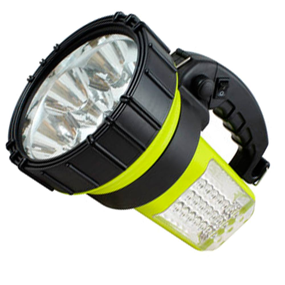 Linterna multi leds 6 +24 recargable
