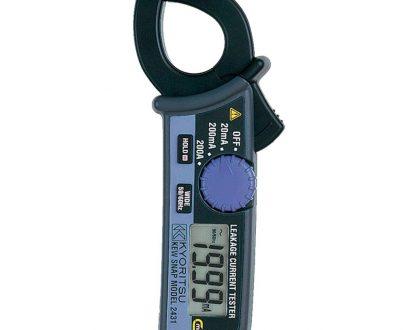 Localizador fugas digital mini 20mA 200A Kyoritsu 2431