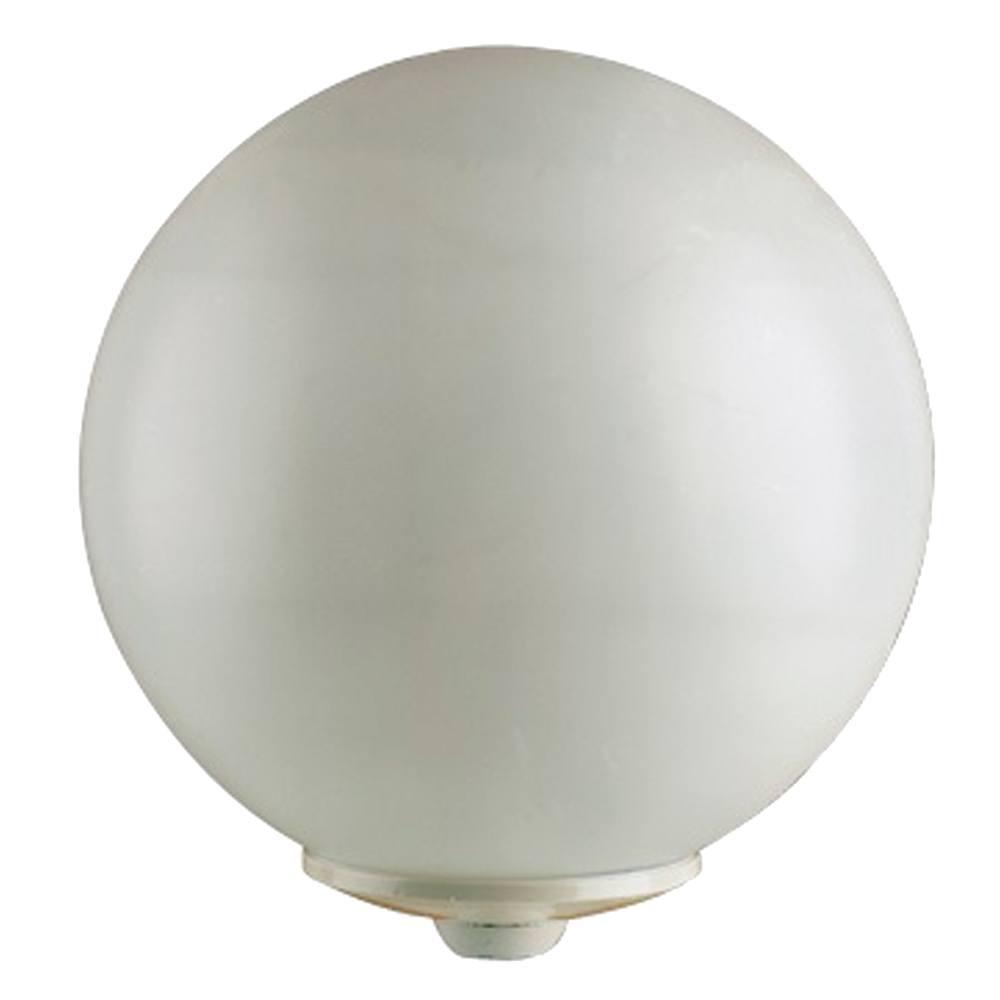 Luminaria esférica para urbanización