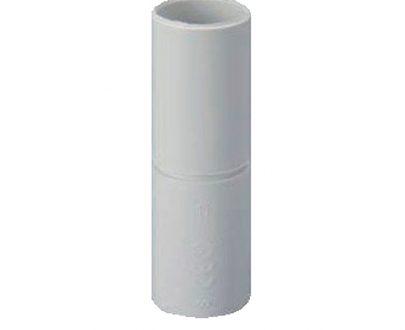 Manguito unión Ø20 blanco