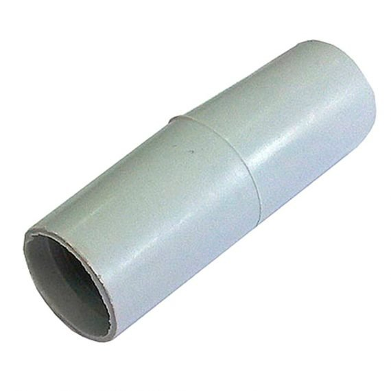 Manguito unión para tubo de pvc