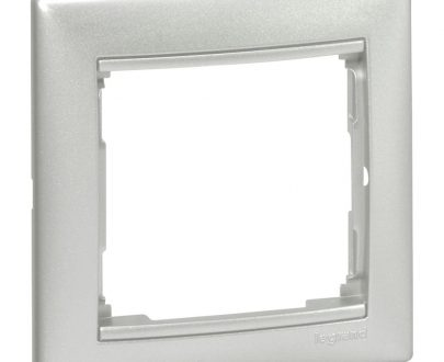 Marco aluminio Legrand Valena