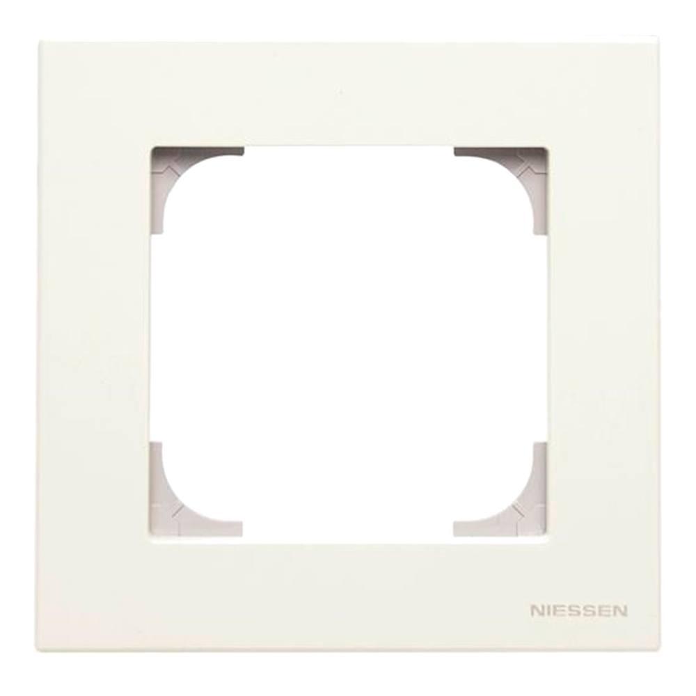Marco blanco soft Niessen Sky